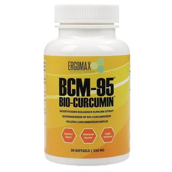 Curcumin in MCT-olie - 30 caps
