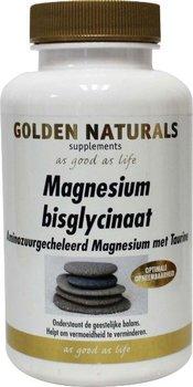 Golden Naturals - Magnesium bisglycinaat 90 tabletten