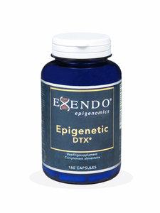 Exendo: Epigenetic DTX® (verbeterde formule) - 180 caps.