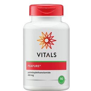 PEA Pure 400 mg - 90 caps. (Vitals is recentelijk vervangen door JP Russell Science)