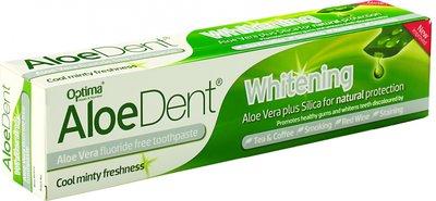 Aloe Dent - whitening: fluoride-vrij tandpasta